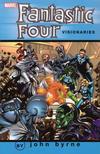 Cover for Fantastic Four Visionaries: John Byrne (Marvel, 2001 series) #5