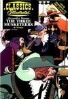 Cover for Classics Illustrated (Acclaim / Valiant, 1997 series) #18 - The Three Musketeers
