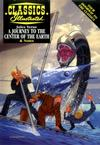 Cover for Classics Illustrated (Acclaim / Valiant, 1997 series) #25 - A Journey to the Center of the Earth