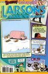 Cover for Larsons gale verden (Bladkompaniet / Schibsted, 1992 series) #2/2006