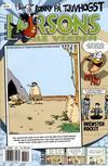 Cover for Larsons gale verden (Bladkompaniet / Schibsted, 1992 series) #12/2006