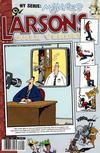 Cover for Larsons gale verden (Bladkompaniet / Schibsted, 1992 series) #4/2007