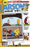 Cover for Larsons gale verden (Bladkompaniet / Schibsted, 1992 series) #8/2007
