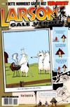 Cover for Larsons gale verden (Bladkompaniet / Schibsted, 1992 series) #9/2007