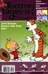 Cover for Tommy og Tigern (Bladkompaniet / Schibsted, 1989 series) #9/2004
