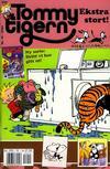 Cover for Tommy og Tigern (Bladkompaniet / Schibsted, 1989 series) #10/2004
