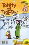 Cover for Tommy og Tigern (Bladkompaniet / Schibsted, 1989 series) #3/2007