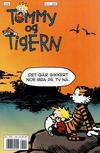 Cover for Tommy og Tigern (Bladkompaniet / Schibsted, 1989 series) #9/2007
