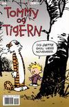 Cover for Tommy og Tigern (Bladkompaniet / Schibsted, 1989 series) #12/2007