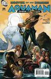 Cover for Aquaman: Sword of Atlantis (DC, 2006 series) #54