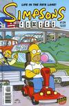 Cover for Simpsons Comics (Bongo, 1993 series) #129
