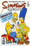 Cover for Simpsons Comics (Bongo, 1993 series) #130