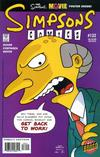 Cover for Simpsons Comics (Bongo, 1993 series) #132