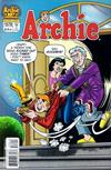 Cover for Archie (Archie, 1959 series) #578