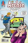 Cover for Archie (Archie, 1959 series) #592