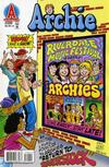 Cover for Archie (Archie, 1959 series) #599