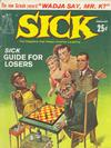 Cover for Sick (Prize, 1960 series) #v2#5 [11]