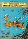 Cover for Yakari (Casterman, 1977 series) #17 - Yakari en de reuzenslang