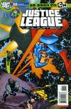 Cover for Justice League Unlimited (DC, 2004 series) #32