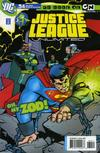 Cover for Justice League Unlimited (DC, 2004 series) #34
