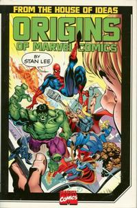 Cover Thumbnail for Origins of Marvel Comics Revised Edition (Marvel, 1997 series)