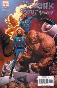 Cover Thumbnail for Fantastic Four Special (Marvel, 2006 series) #1
