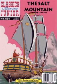 Cover Thumbnail for Classics Illustrated Junior (Jack Lake Productions Inc., 2003 series) #564 [7] - The Salt Mountain