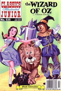 Cover Thumbnail for Classics Illustrated Junior (Jack Lake Productions Inc., 2003 series) #14 (535)