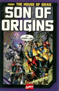 Cover Thumbnail for Son of Origins of Marvel Comics Revised Edition (Marvel, 1997 series)