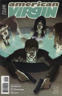 Cover Thumbnail for American Virgin (DC, 2006 series) #12