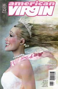 Cover Thumbnail for American Virgin (DC, 2006 series) #13