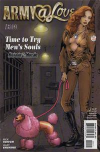 Cover Thumbnail for Army@Love (DC, 2007 series) #2