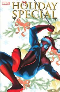Cover Thumbnail for Marvel Holiday Special 2004 (Marvel, 2004 series)