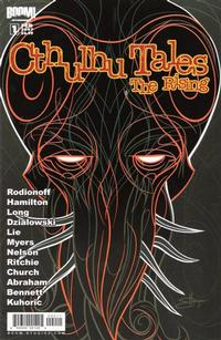 Cover Thumbnail for Cthulhu Tales: The Rising (Boom! Studios, 2007 series) #1