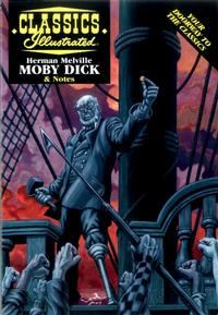 Cover Thumbnail for Classics Illustrated (Acclaim / Valiant, 1997 series) #12 - Moby Dick