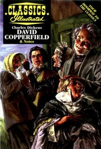 Cover for Classics Illustrated (Acclaim / Valiant, 1997 series) #32 - David Copperfield