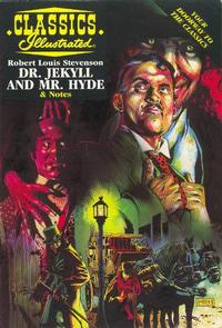 Cover Thumbnail for Classics Illustrated (Acclaim / Valiant, 1997 series) #44 - Dr. Jekyll and Mr. Hyde