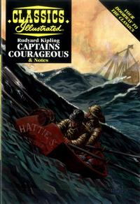 Cover Thumbnail for Classics Illustrated (Acclaim / Valiant, 1997 series) #45 - Captains Courageous