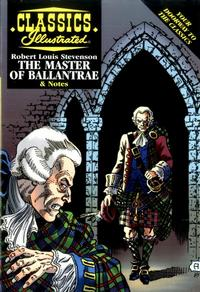 Cover Thumbnail for Classics Illustrated (Acclaim / Valiant, 1997 series) #46 - The Master of Ballantrae