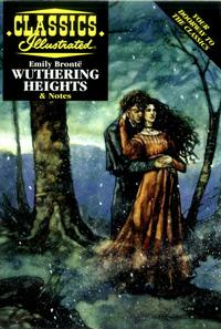 Cover Thumbnail for Classics Illustrated (Acclaim / Valiant, 1997 series) #48 - Wuthering Heights