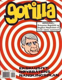 Cover Thumbnail for Gorilla (Hjemmet / Egmont, 2003 series) #4/2004