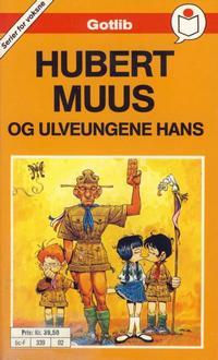 Cover Thumbnail for Hubert Muus [Semic Tegneseriepocket] (Semic, 1991 series)