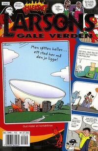 Cover Thumbnail for Larsons gale verden (Bladkompaniet / Schibsted, 1992 series) #10/2004