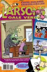 Cover Thumbnail for Larsons gale verden (Bladkompaniet / Schibsted, 1992 series) #3/2005