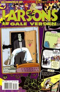 Cover Thumbnail for Larsons gale verden (Bladkompaniet / Schibsted, 1992 series) #11/2005