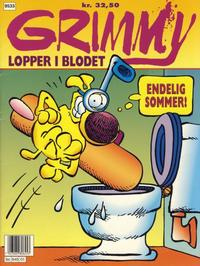 Cover Thumbnail for Grimmy (Bladkompaniet / Schibsted, 1995 series) #[1]