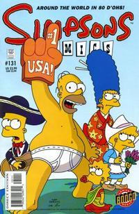 Cover Thumbnail for Simpsons Comics (Bongo, 1993 series) #131