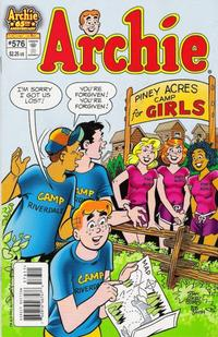 Cover Thumbnail for Archie (Archie, 1959 series) #576