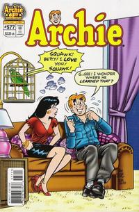 Cover Thumbnail for Archie (Archie, 1959 series) #577