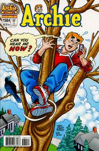 Cover Thumbnail for Archie (Archie, 1959 series) #584